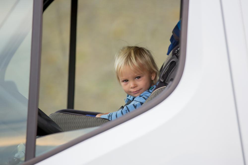 Voyage en voiture avec des enfants en Islande