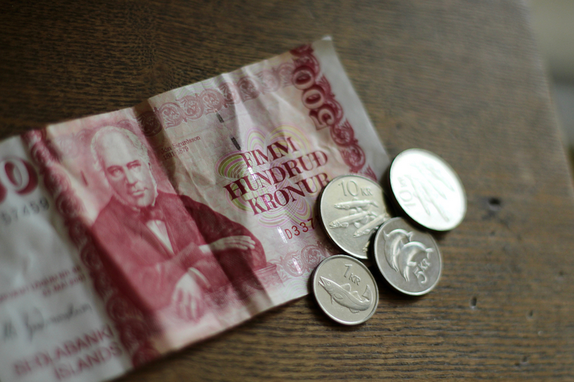 Monnaie islandaise, salaire et coût de la vie en Islande