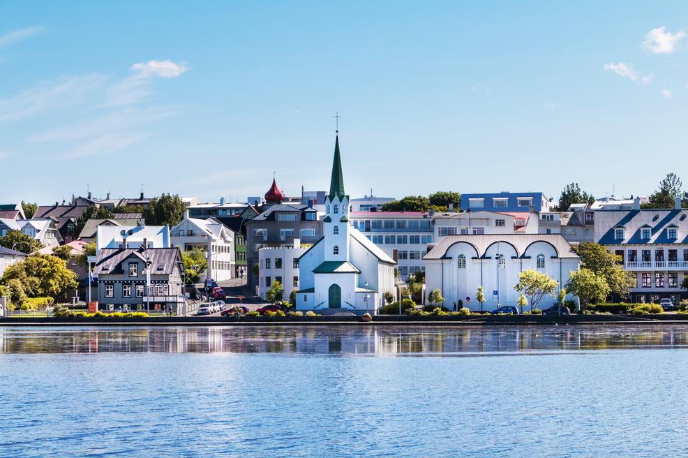 Reykjavík-capitale-Islande